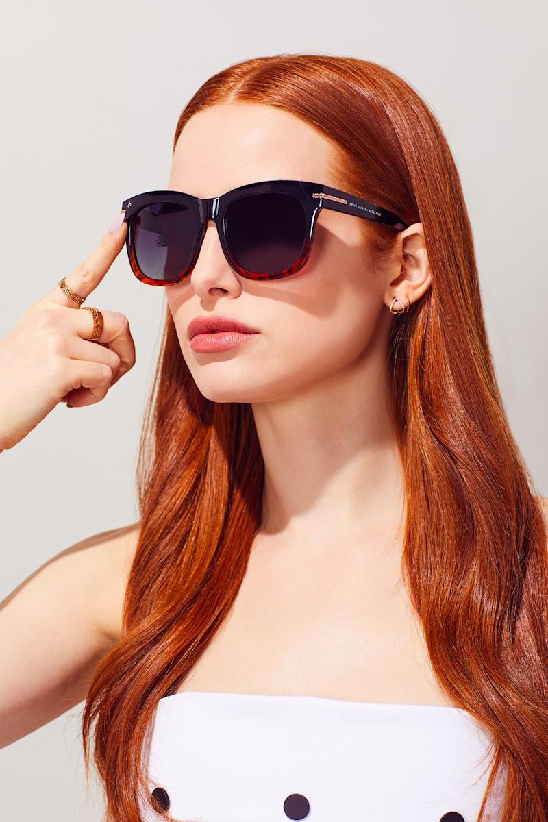 eb87d987900b5 Madelaine Petsch on Her New Sunglasses Collection