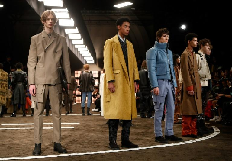 US label Rhude used its Paris men's fashion show to demand action to save the planet. But there was little behind the brand's  rhetoric