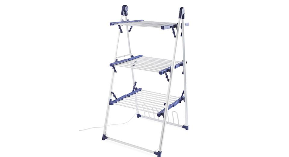 Easy Home Heated Clothes Airer