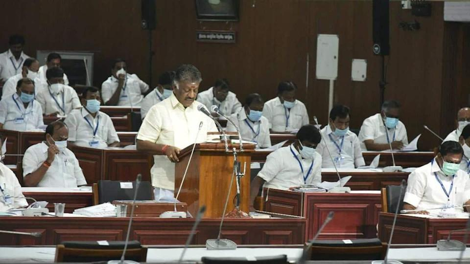 Tamil Nadu Budget 2021: Rs. 19,420 crore allocated for healthcare