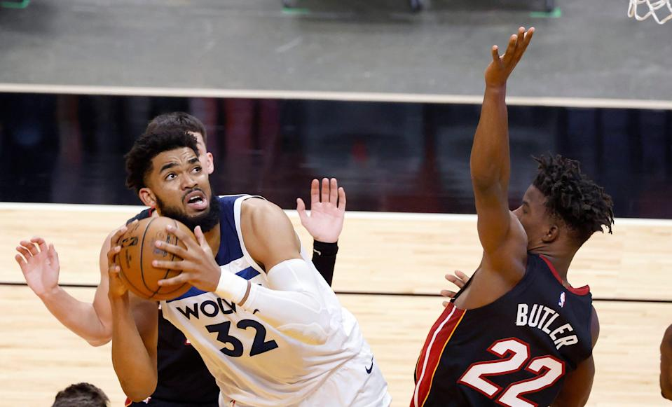 Karl Anthony-Towns has opened up about his battle with COVID-19.