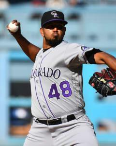 Adam Zdroik tees up Monday's Yahoo slate, starting with Rockies righty German Marquez at home against Arizona.