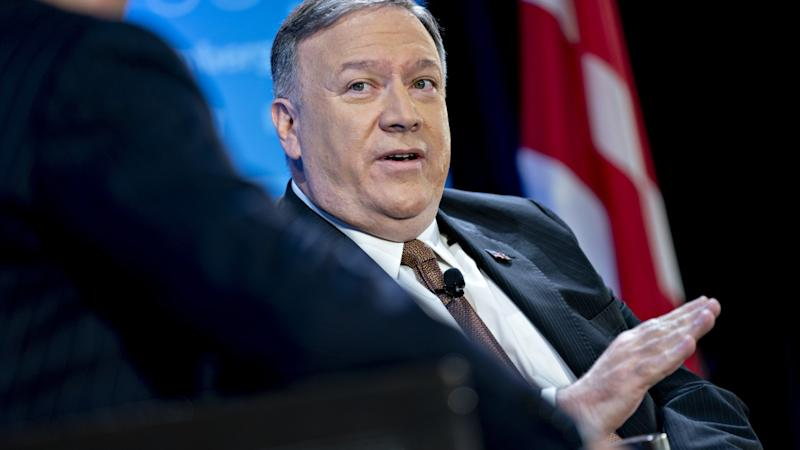 Mike Pompeo rebukes China's 'ludicrous' claim US is behind Hong Kong protests