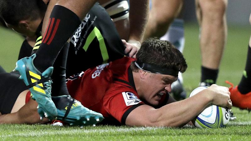 New Zealand Rugby Crusaders Hurricanes