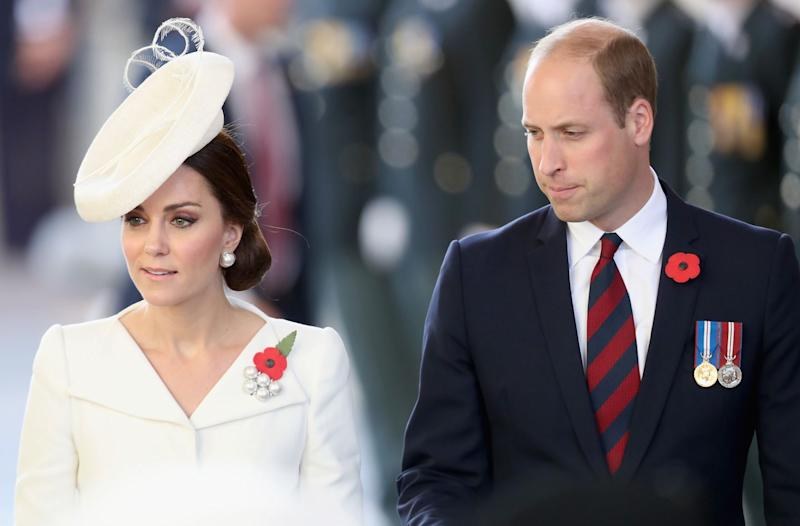 William and Kate attend conservation awards