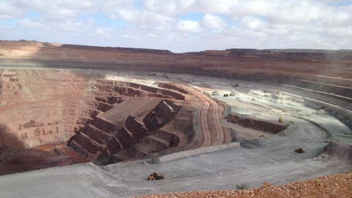 Copper and gold mine opens in outback