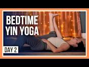 """<p>A yoga teacher with over seven years of experience, Kassandra offers more than 550 classes, ranging from beginner level to experienced, on her YouTube channel. One of her specialties is Yin yoga, a gentler style of yoga where poses are held longer.</p><p><a href=""""https://www.youtube.com/watch?v=rD3B5q9FMH0"""" rel=""""nofollow noopener"""" target=""""_blank"""" data-ylk=""""slk:See the original post on Youtube"""" class=""""link rapid-noclick-resp"""">See the original post on Youtube</a></p>"""