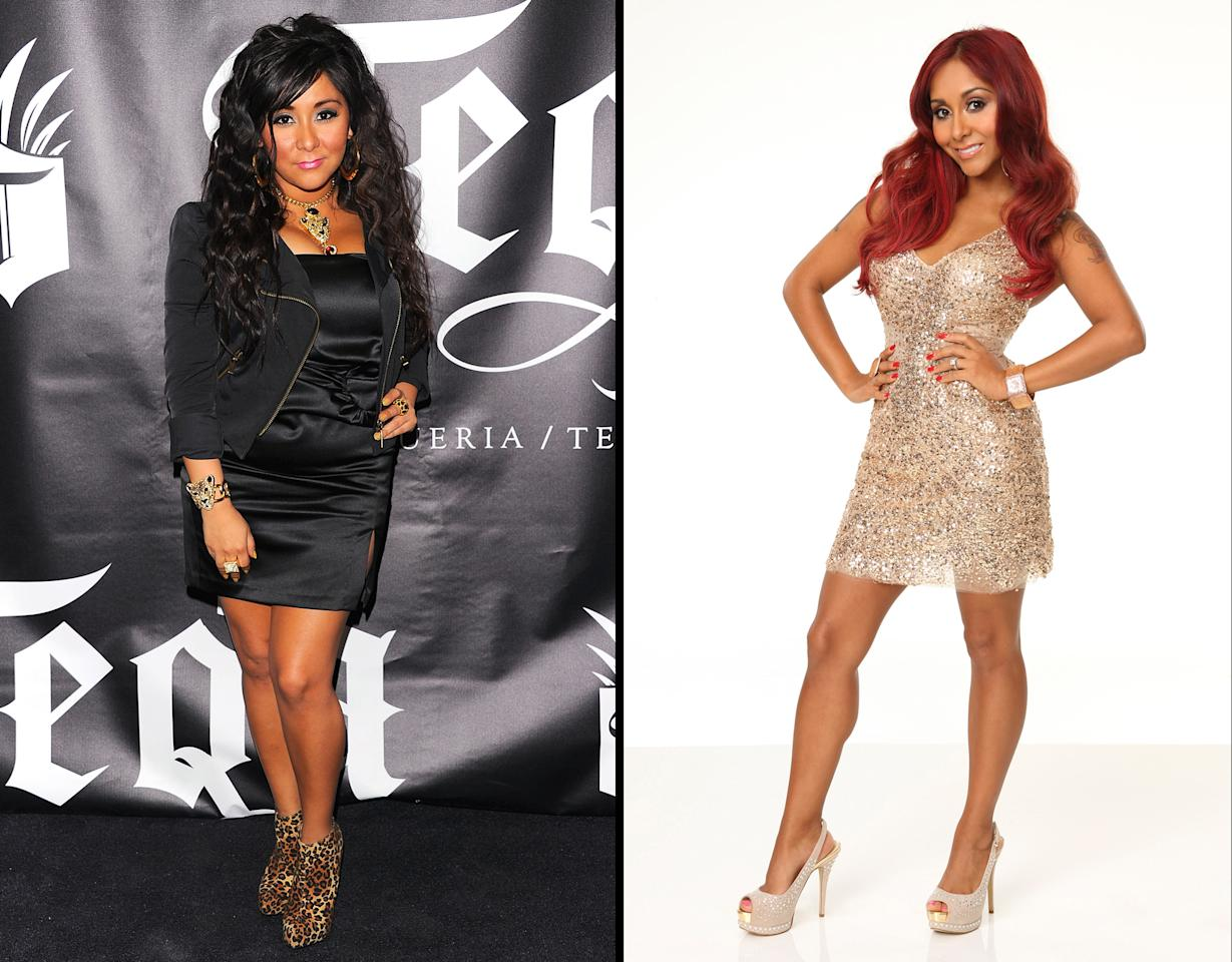 Snooki: It's Normal for Me to Weigh 96 Pounds
