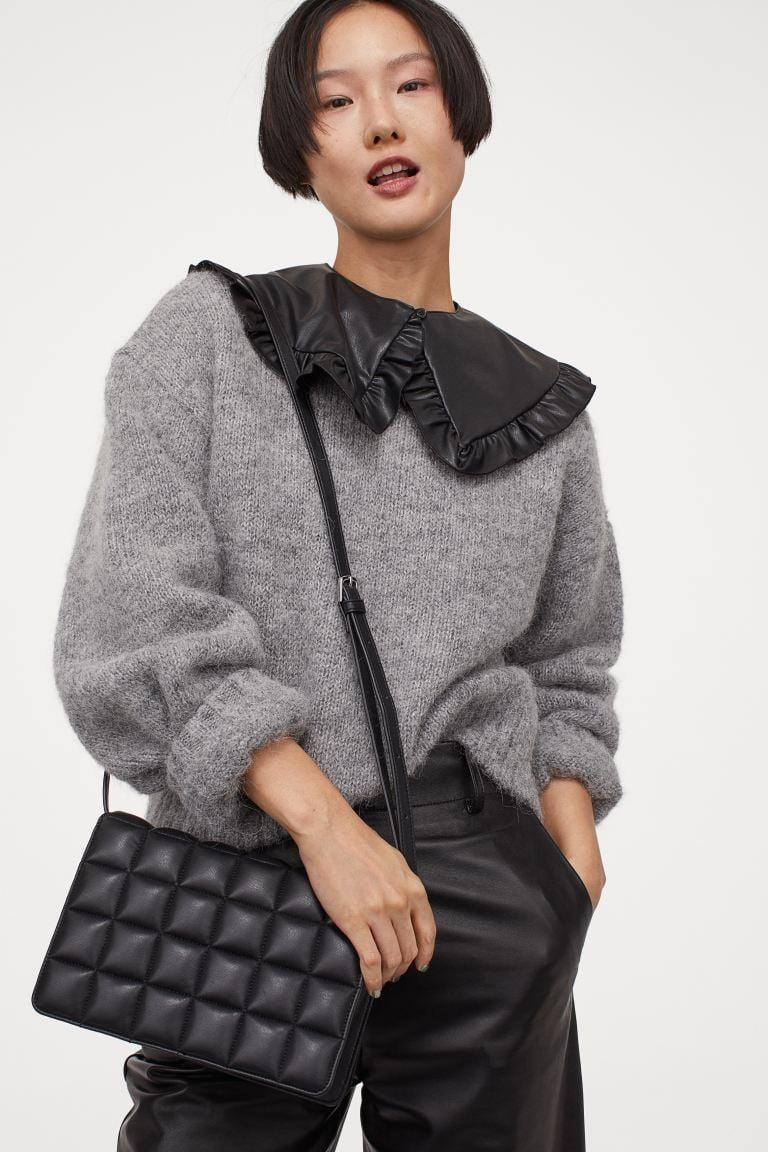 <p>This versatile <span>H&amp;M Quilted Shoulder Bag</span> ($25) will look good with everything.</p>