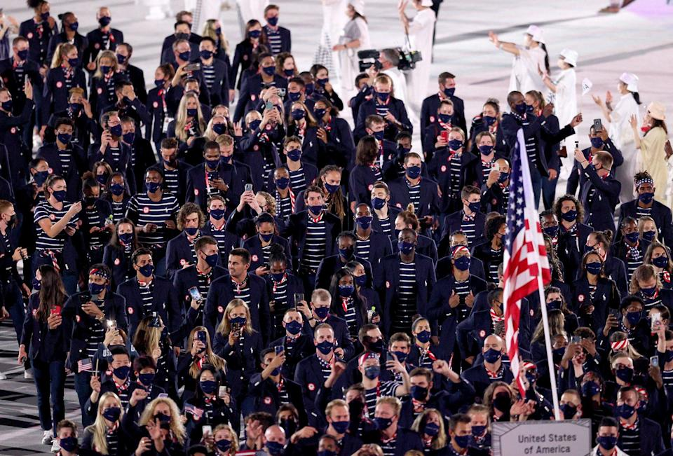 Team USA - Patrick Smith/Getty Images
