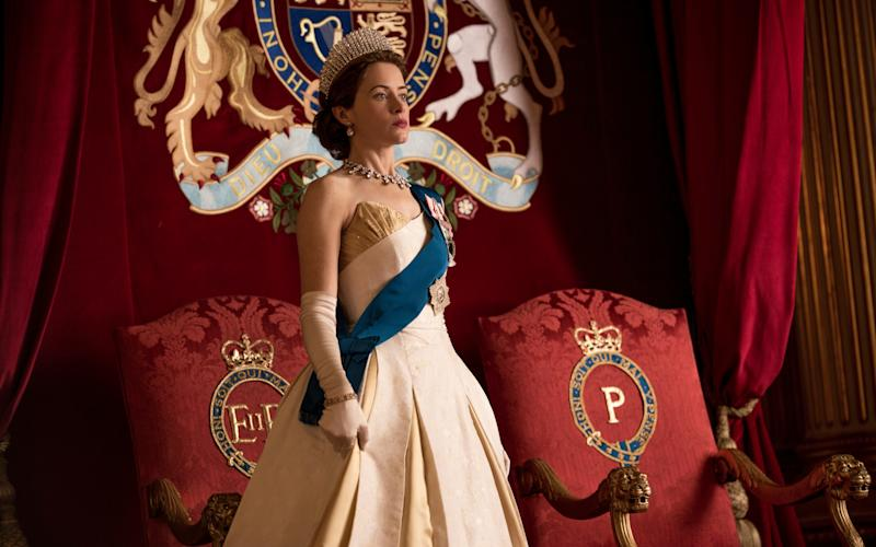 Bringing the unknowable to life: Claire Foy in The Crown - DLW