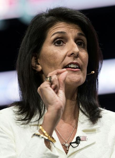 Nikki Haley - the US ambassador to the United Nations -- has called for Beijing to implement substantive punishments on North Korea