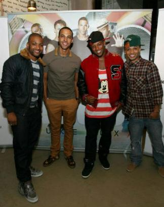 PHOTOS: JLS Surprise Fans At 'Jukebox' Album Playback!