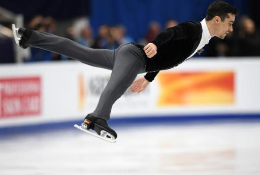 <p>Spaniard Fernandez in pole for sixth figure skating title</p>