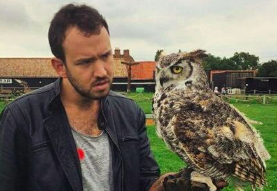 <em>Freelance journalist Sam Kriss apologised after a post accused him of sexual harassment (Twitter)</em>