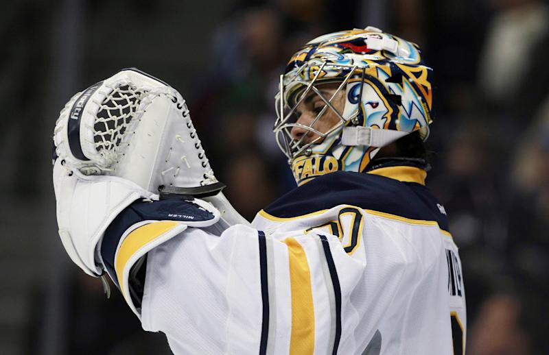US goalie Miller eager to reprise Olympic MVP role