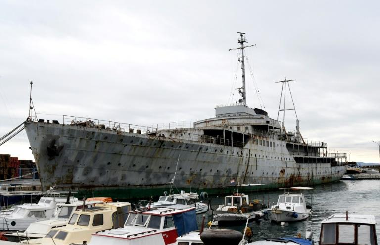 The legendary yacht of the late Yugoslav leader Josip Broz Tito is set to be turned into a museum