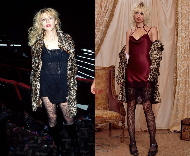 Today in YAS: Nasty Gal and Courtney Love are teaming up on another '90s-inspired fashion collab