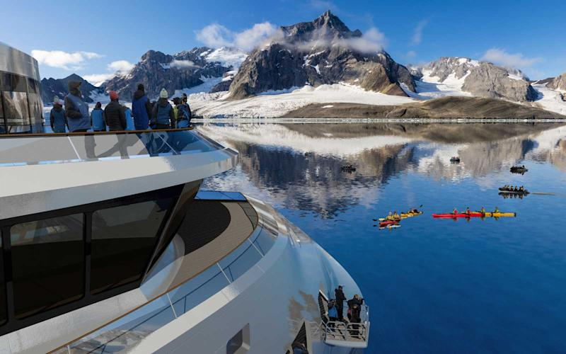 Courtesy of Aurora Expeditions