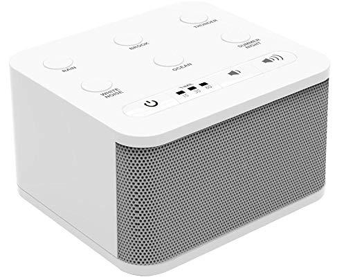 Big Red Rooster 6 Sound White Noise Machine (Amazon / Amazon)