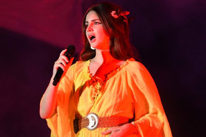 Lana Del Rey Wrote a Song About North Korea