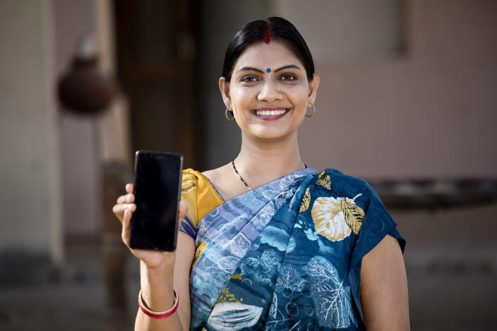 Megha Mandali, a cooperative of 1,000 tribal women farmers in Tapi district in southern Gujarat and a member of the SEWA Cooperative Foundation, has been spreading awareness about COVID– 19 among tribal women who are first time mobile users, through WhatsApp. (Representational image)