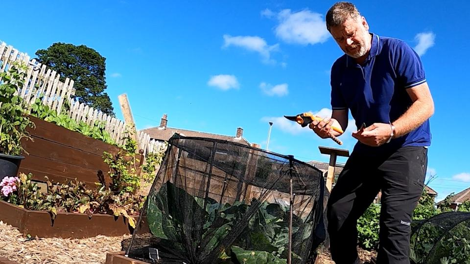 Tony Smith's YouTube channel teaches you all the gardening hacks you need to get growing.