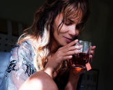 """<p>Halle does! """"MCT oil, or medium chain triglycerides, is a big deal for people that follow the ketogenic diet, that's like the fountain of youth,"""" Thomas explained to <em><a href=""""https://hollywoodlife.com/2019/04/01/halle-berry-diet-revealed-personal-trainer-interview/"""" rel=""""nofollow noopener"""" target=""""_blank"""" data-ylk=""""slk:Hollywood Life"""" class=""""link rapid-noclick-resp"""">Hollywood Life</a></em>.</p>"""