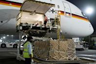Germany is among the nations that have rushed Covid-19 aid to India