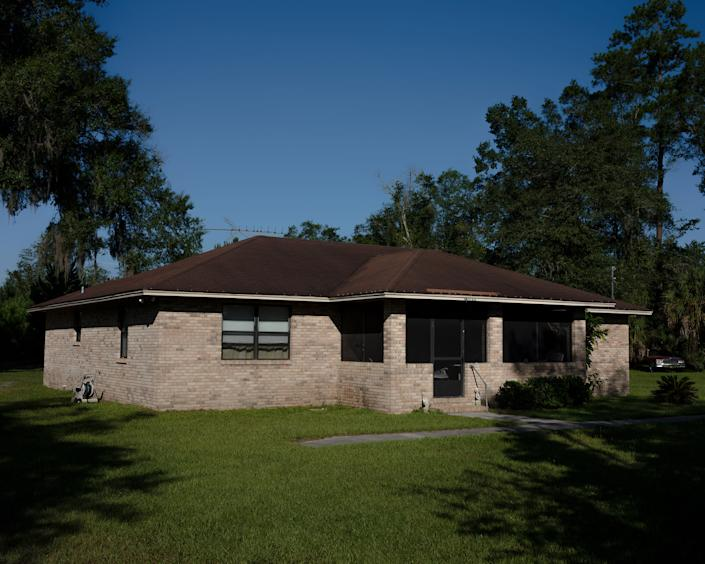 """Mary Hall Daniels built a three-bedroom home in Hilliard, Fla., after receiving $150,000 from the state as a Rosewood survivor. <span class=""""copyright"""">Rahim Fortune for TIME</span>"""