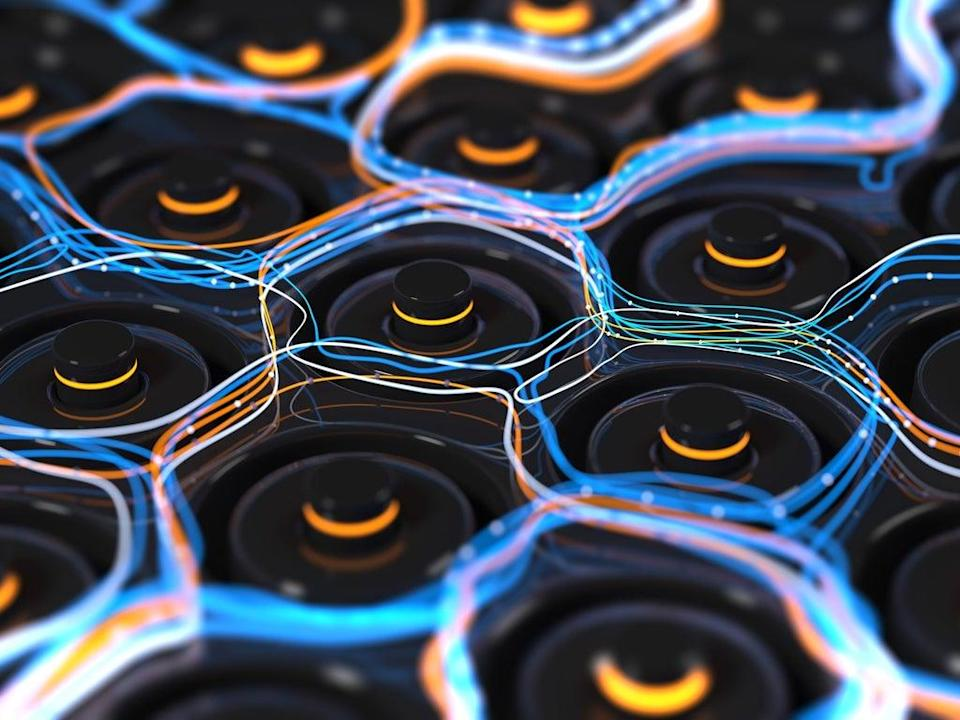 Research published in the journal Science on 24 September, 2021, details a groundbreaking battery development (Getty Images)