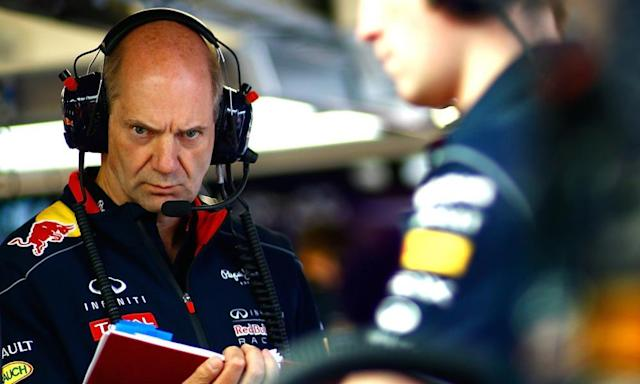 """<span class=""""element-image__caption"""">Adrian Newey remembers Nigel Mansell as being 'an attack dog in the car' and says Lewis Hamilton is 'a tremendously friendly guy'.</span> <span class=""""element-image__credit"""">Photograph: Vladimir Rys/Getty Images</span>"""