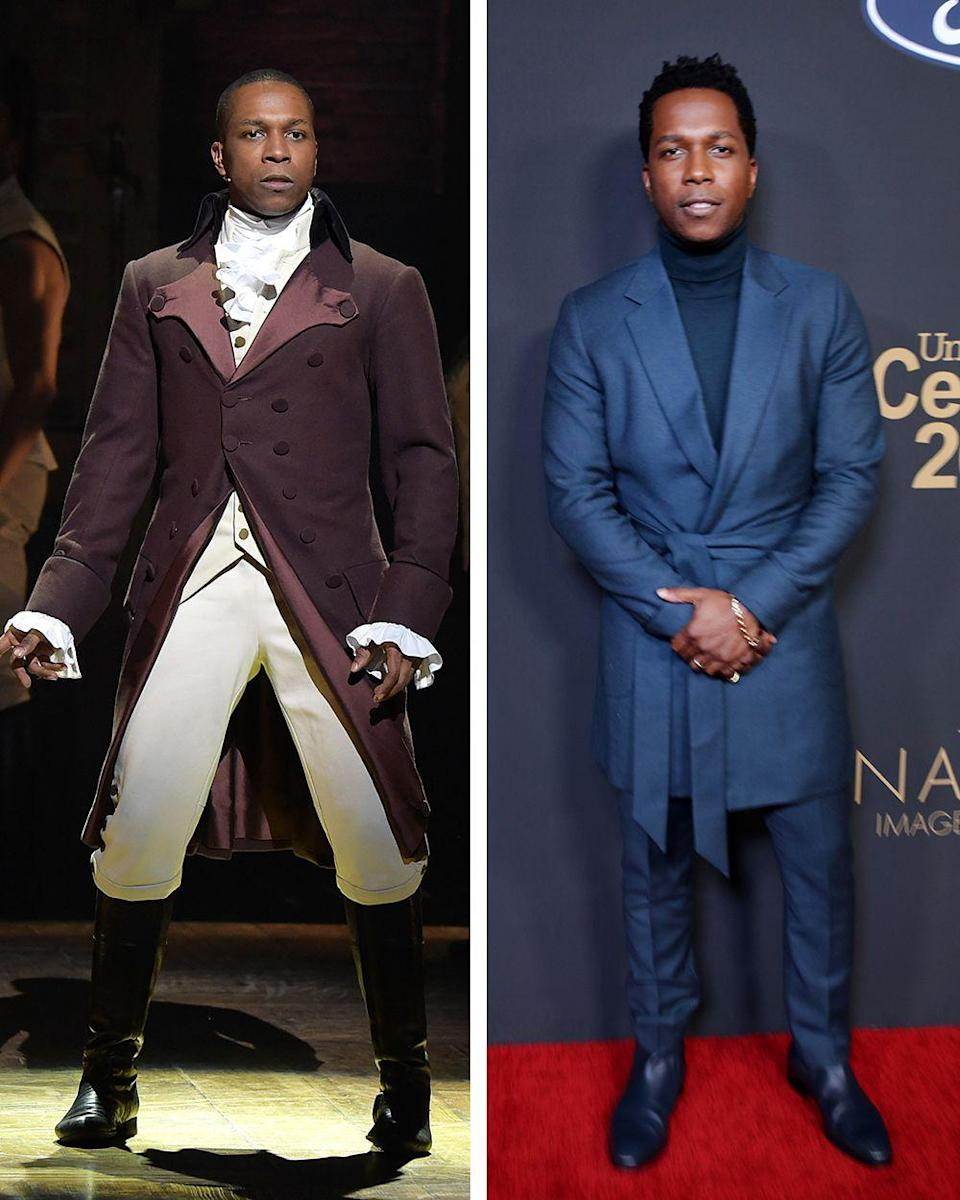 <p>Odom originated the role of Aaron Burr, Alexander Hamilton's political and personal adversary, and won the 2016 Tony Award for Best Actor in a Musical for the part. In his post-<em>Hamilton</em> life, Odom leaned into both acting and singing. He played abolitionist William Still in the 2019 film <em>Harriet </em>and starred in <em>Only</em>, a post-apocalyptic romance movie<em>. </em>Odom is currently lending his voice to <em>Central Park</em>, a new animated series on AppleTV+, alongside fellow <em>Hamilton </em>alums, Daveed Diggs and Christopher Jackson. Odom also released a Christmas album in 2016 called <em>Simply Christmas</em> and a jazz album, <em>Mr</em>, in late 2019. </p>