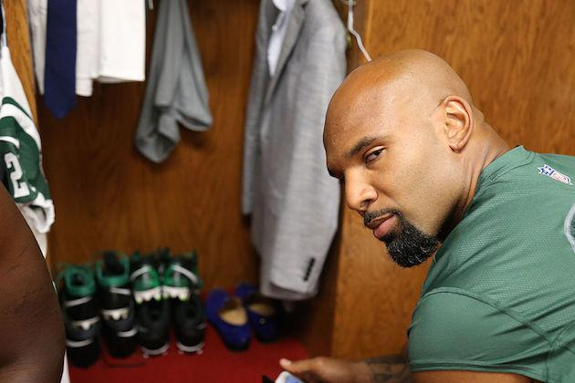 Matt Forte isn't too fond of Brad Evans' 'Lame' designation for the RB in Week 5. (Getty)