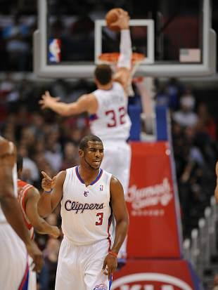 Blake Griffin and Chris Paul don't like the 'Lob City' name