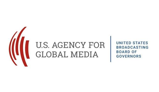 Voice of America, Radio Free Asia and other networks are now part of the US Agency for Global Media. Image: Twitter