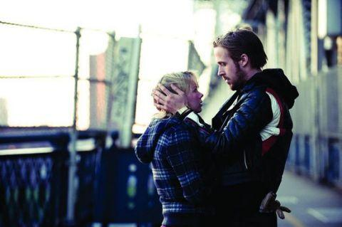 Ryan Gosling and Michelle Williams in 2010's <i>Blue Valentine</i>. Photo: The Weinstein Company