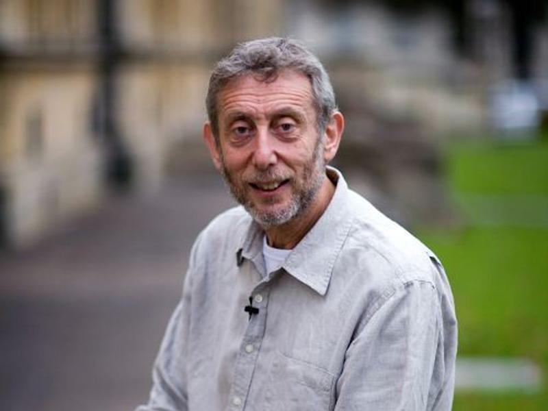 Michael Rosen: Getty
