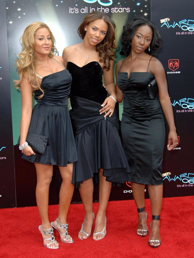 Songwriters Sean Hall and Nathan Butler wrote a song called Playas Gon' Play for band 3LW. Source: Getty