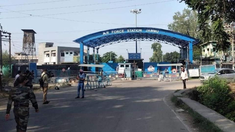 Possible drone attack at Jammu airport; 2 IAF personnel injured