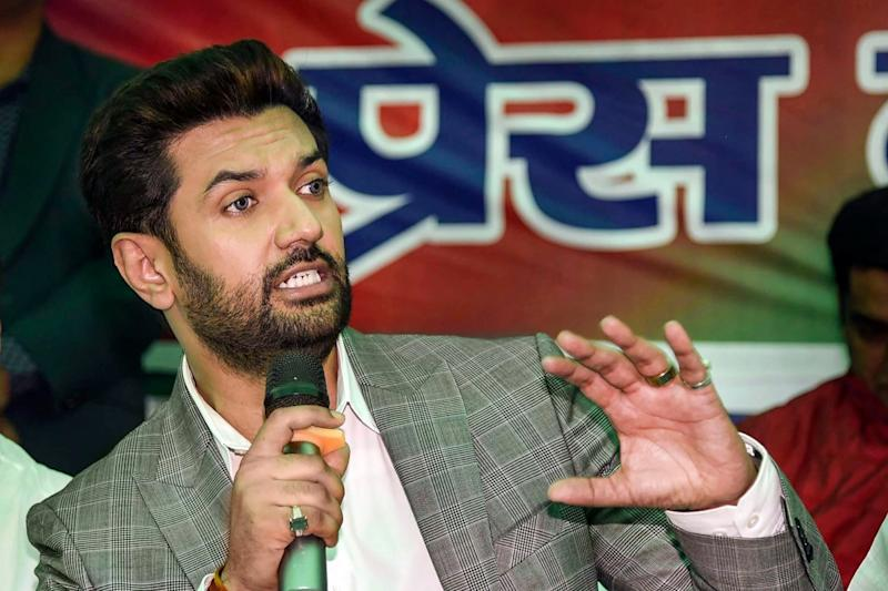'Yes, I Decided to Walk Out': Chirag Paswan Agrees With Amit Shah on Breaking Alliance Ahead of Polls