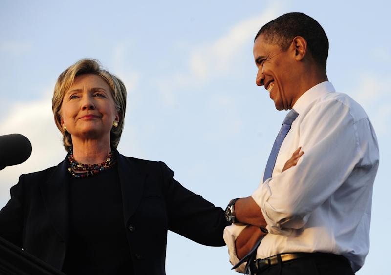 Barack Obama's advice to Hillary Clinton: 'Work smart, not just hard'