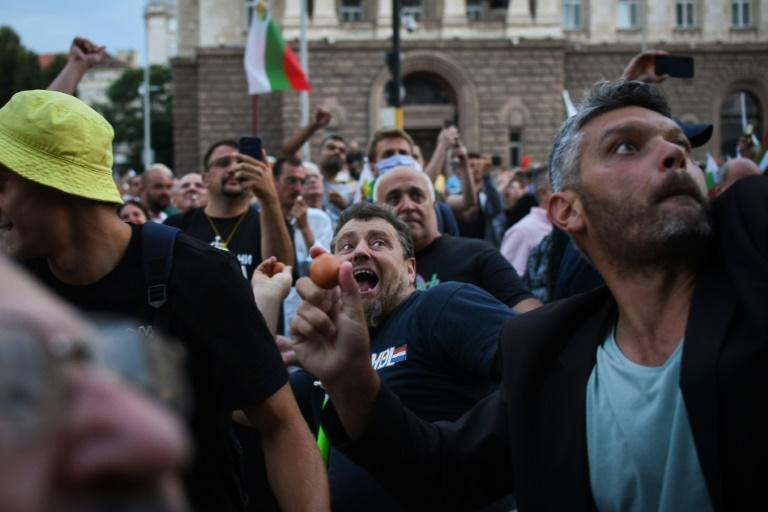Varied faces of Bulgaria's anti-corruption protests