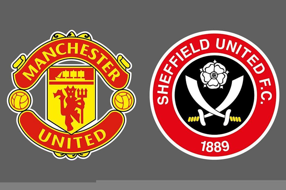 Manchester United-Sheffield United