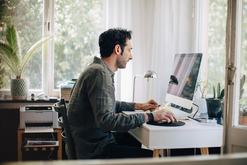 The best companies to work from home in 2020. Source: Getty