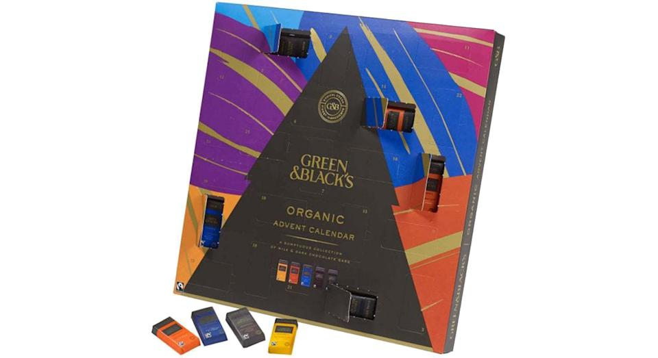 G&B Organic Chocolate Advent Calendar