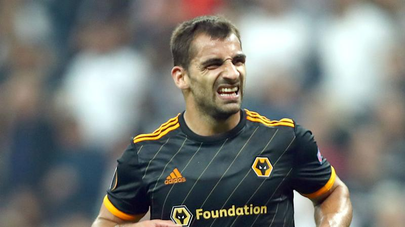 Wolves lose Jonny to ACL surgery ahead of Europa League finale