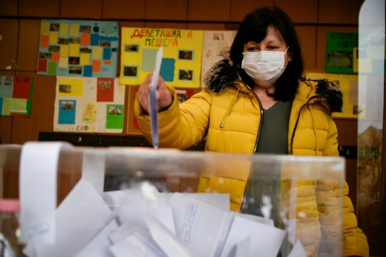 Coronavirus fears squeezed turnout in Bulgaria's election