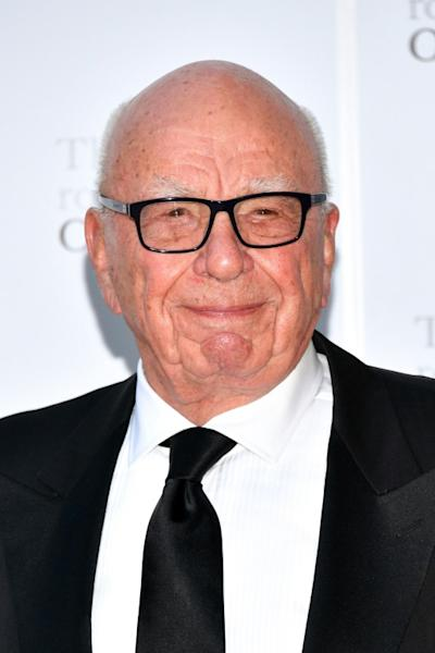 "News Corp. founder Rupert Murdoch says Facebook can attack the ""fake news"" problem better by paying ""trusted"" news organizations"