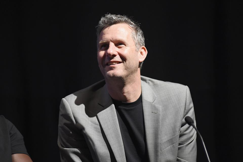 Adam Hills pictured in 2017 (Photo: Tabatha Fireman via Getty Images)